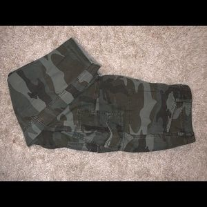 Abercrombie and Fitch Camo Jeans/Pants